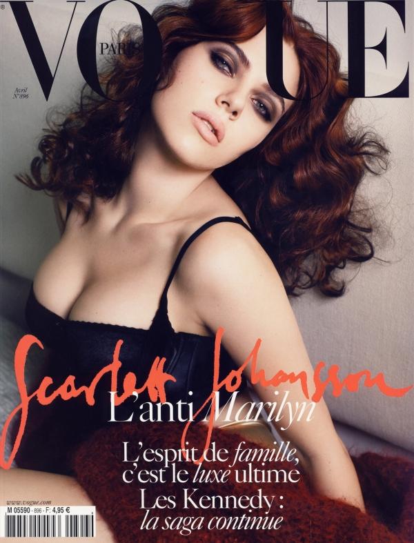 Covered   Vogue Nippon, W Korea & Vogue Paris