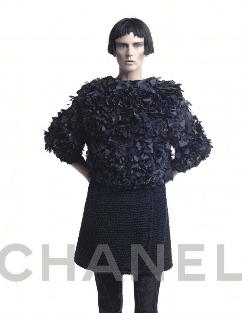 Chanel Enlists Stella Tennant, Saskia de Brauw, Kati Nescher & Cora Emmanuel for its Fall 2012 Campaign