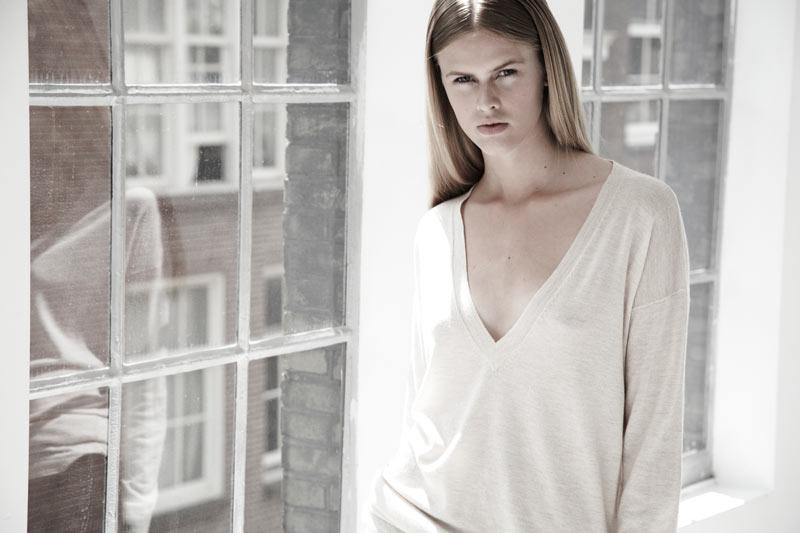 Fresh Face | Dana Korstenbroek by Yonathan Baraki
