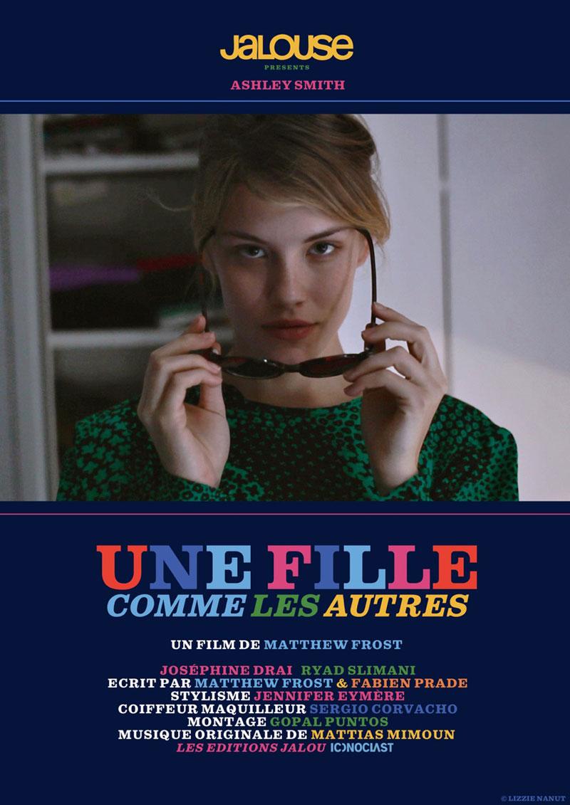 Film   Ashley Smith x Jalouse by Matthew Frost