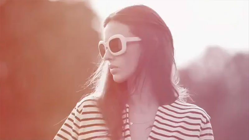 Film |  Ruby Aldridge for MiH Jeans Spring/Summer 2012 Collection
