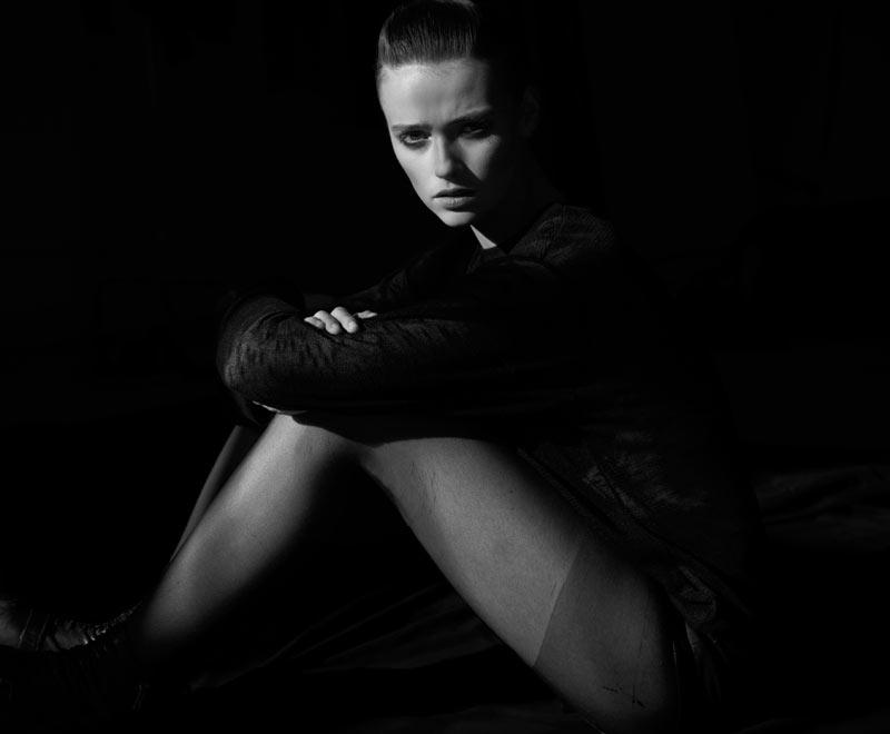 Fresh Face | Rachel Pouwer by Yonathan Baraki