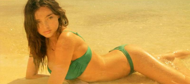 Film   Victoria's Secret Swim 2012 by Greg Kadel