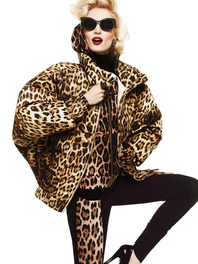 Roberto Cavalli Taps Melissa Tammerijn and Samantha Gradoville for its Fall 2012 Collection