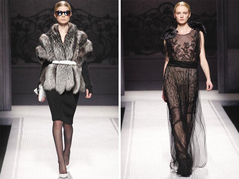 Alberta Ferretti Fall 2012 | Milan Fashion Week