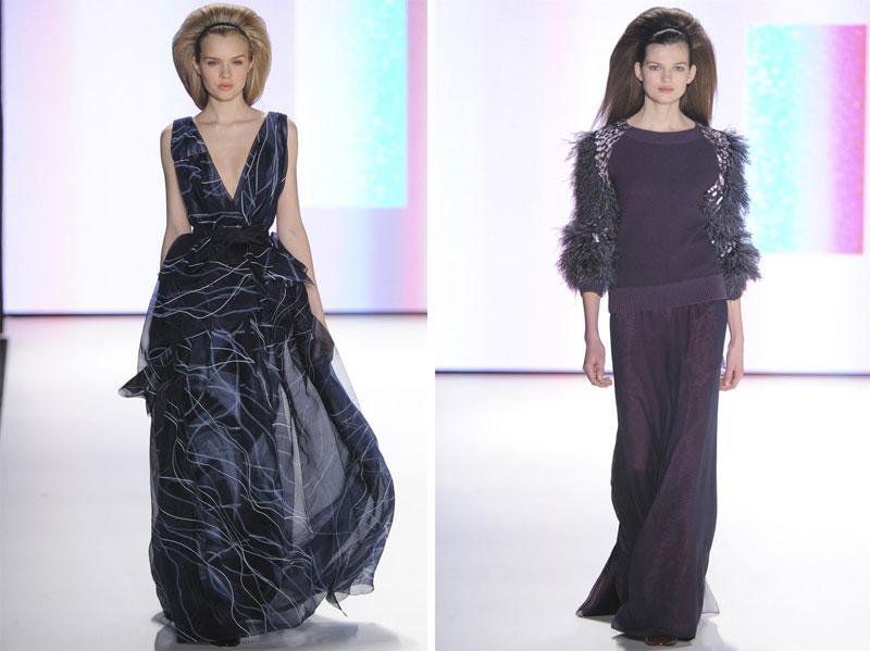 Carolina Herrera Fall 2012   New York Fashion Week