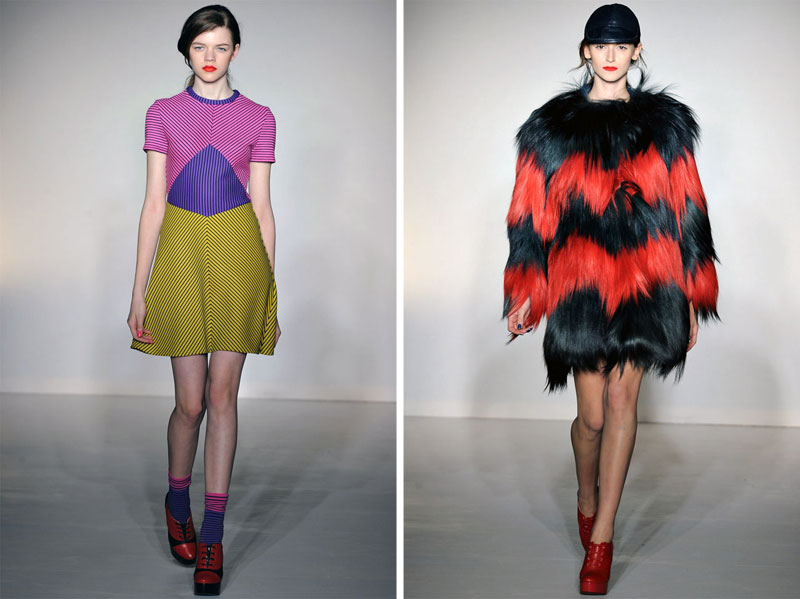 House of Holland Fall 2012 | London Fashion Week