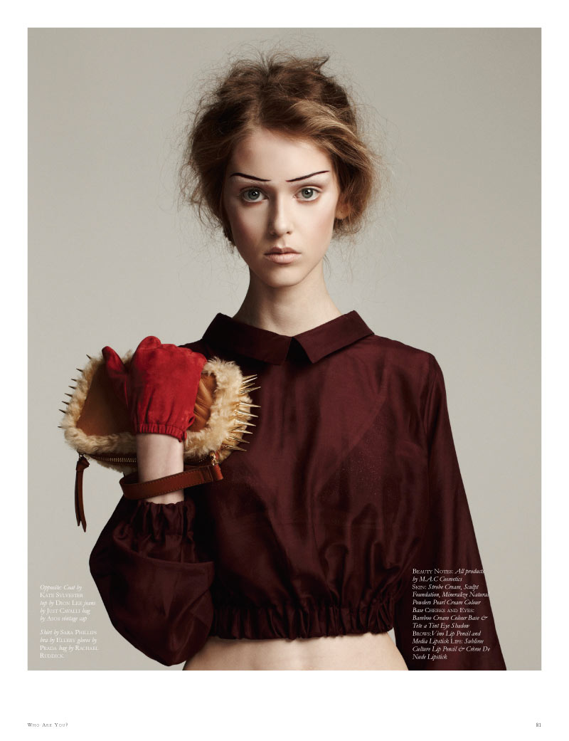 Jemma Baines by Christopher Morris for Black Magazine #15