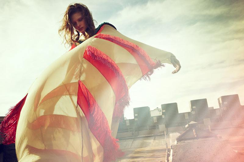 Fresh Face | Maja Matkovic by Felix Wong