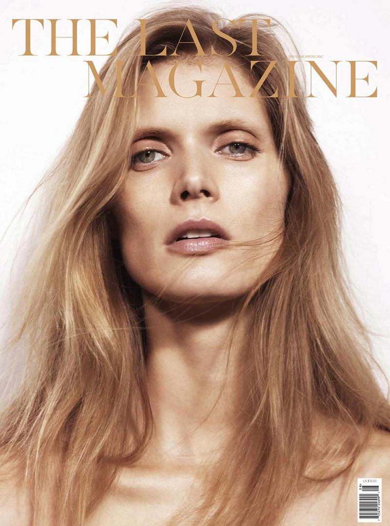 The Last Magazine S/S 2012 Cover | Malgosia Bela by Josh Olins