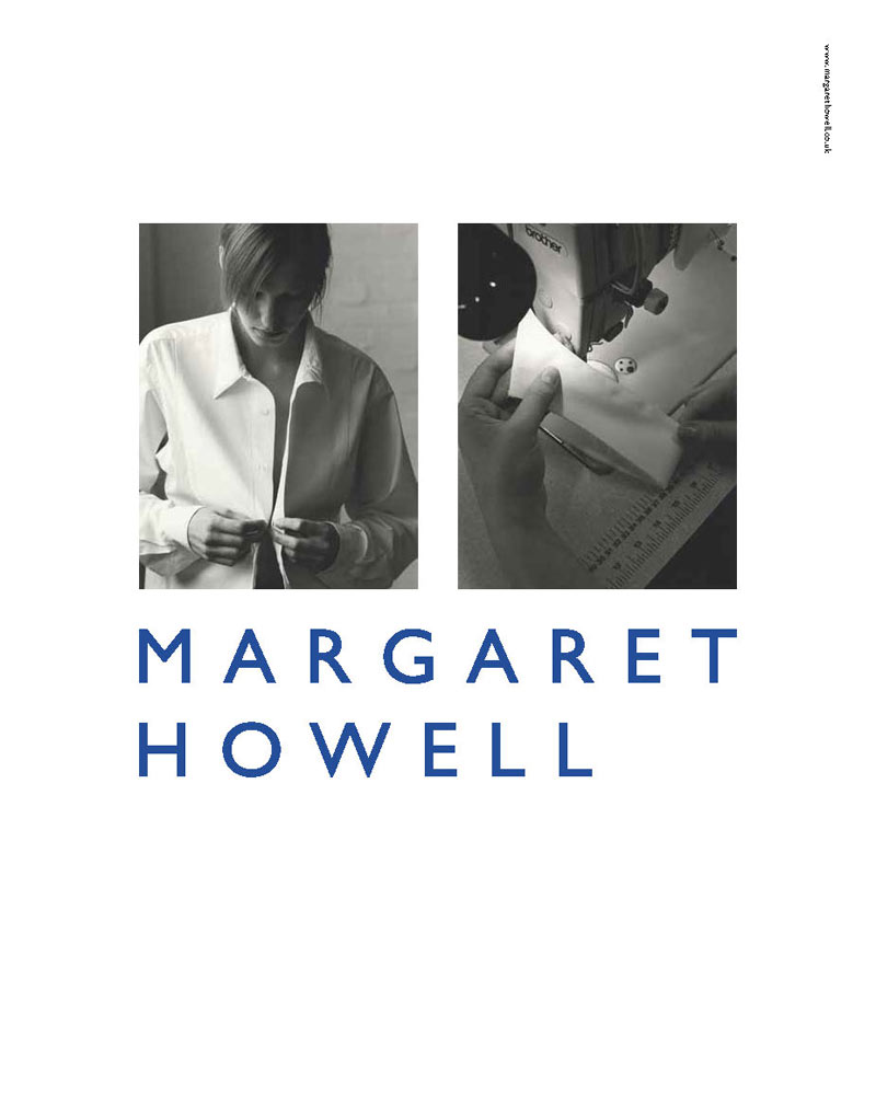 Marique Schimmel for Margaret Howell Spring 2012 Campaign by Koto Bolofo