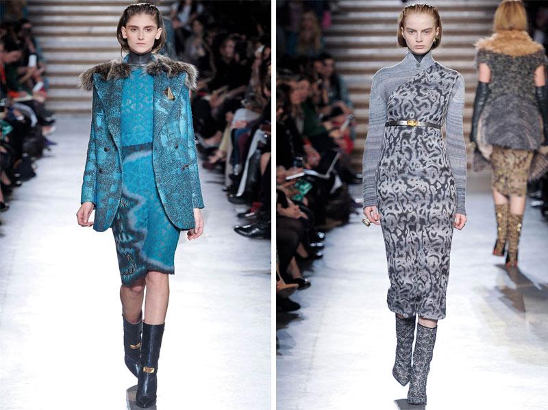 Missoni Fall 2012 | Milan Fashion Week