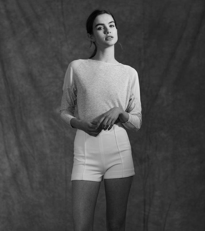 Portrait | Odile Coco by Yonathan Baraki