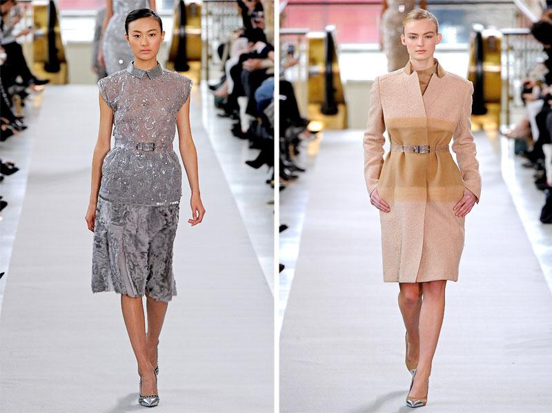 Philosophy di Alberta Ferretti Fall 2012   New York Fashion Week