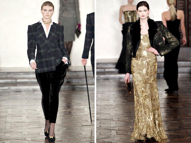 Ralph Lauren Fall 2012 | New York Fashion Week