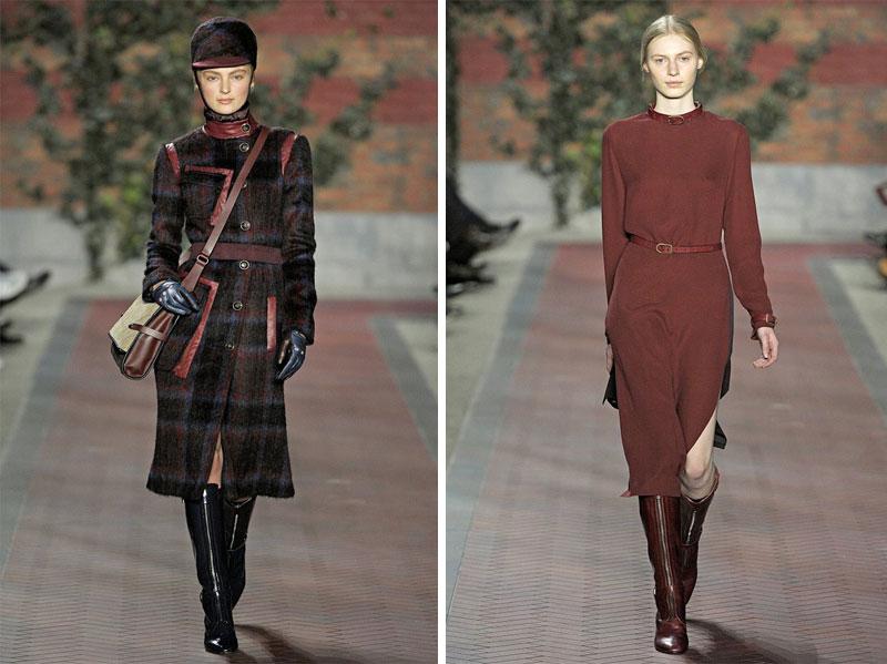 Tommy Hilfiger Fall 2012 | New York Fashion Week