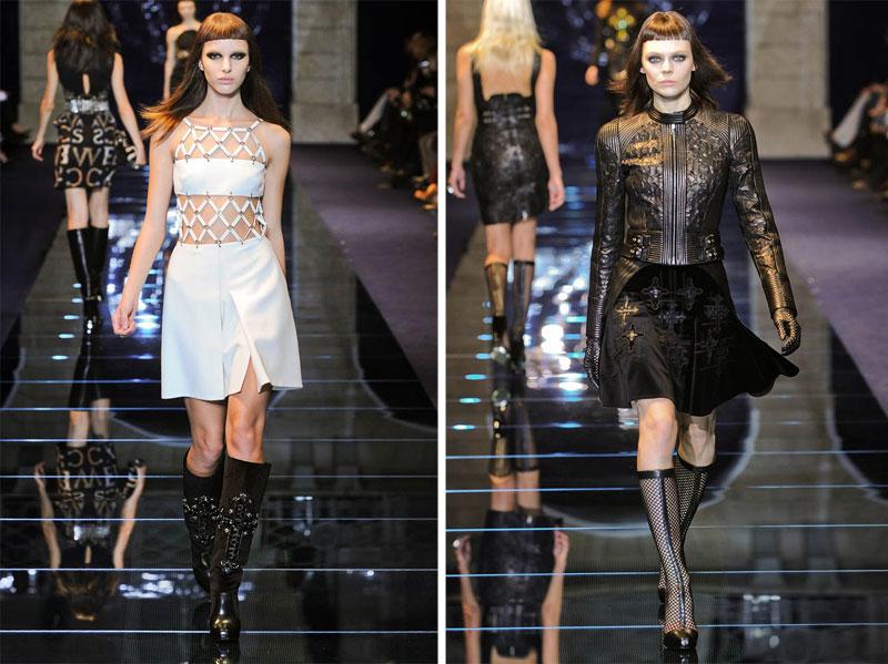 Versace Fall 2012 | Milan Fashion Week