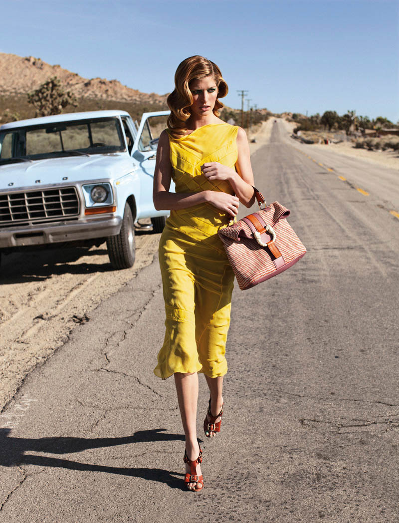 Heide Lindgren by Zoltan Tombor for You Inspire March 2012