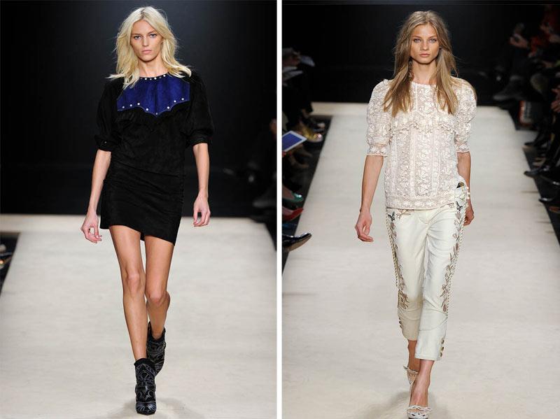 Isabel Marant Fall 2012 | Paris Fashion Week