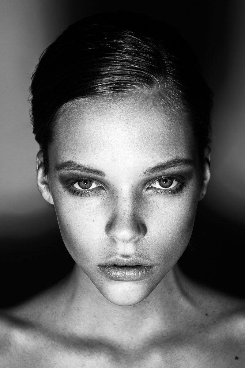 Fresh Face | Mathilda by Remi Kozdra & Kasia Baczulis