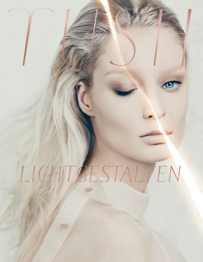 Tush #27 Cover | Melissa Tammerijn by Txema Yeste