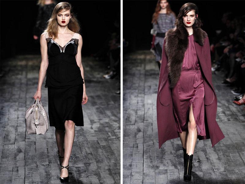 Nina Ricci Fall 2012   Paris Fashion Week