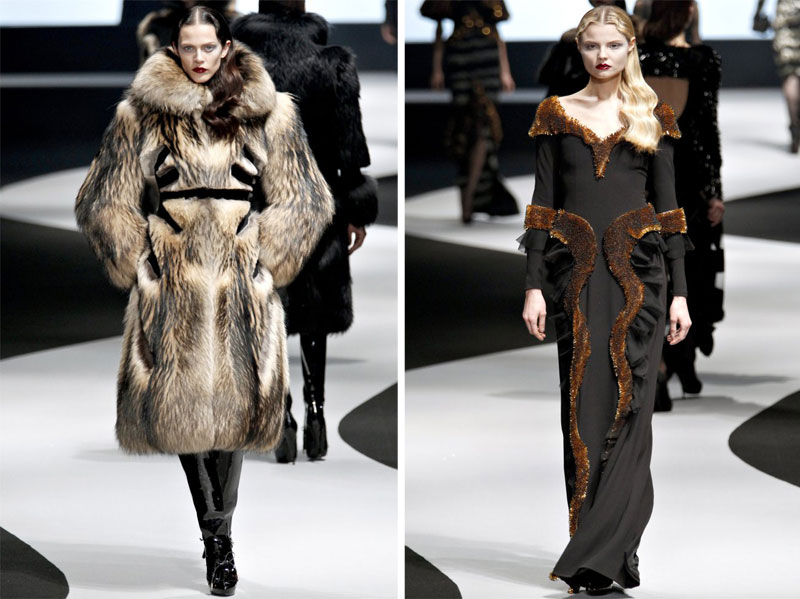 Viktor & Rolf Fall 2012 | Paris Fashion Week