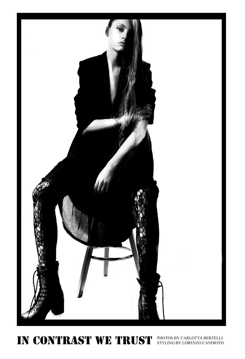 Diana Shelton by Carlotta Bertelli for Fashion Gone Rogue