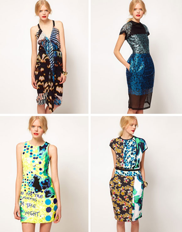 New Arrivals: ASOS Black Summer Collection