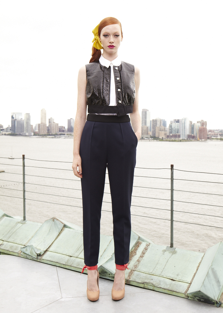Paule Ka's Resort 2013 Collection is New York Inspired