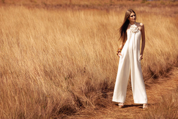 Regina Salomao Spring 2012 Campaign | Jacqueline Medeiros by Gustavo Marx