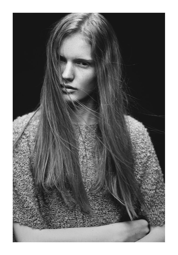 Portrait | Anniek Kortleve by Matthew Priestley