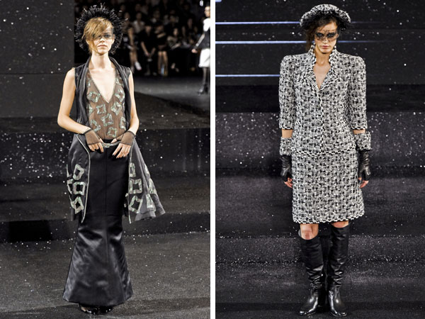 Chanel Fall 2011 Couture | Paris Haute Couture