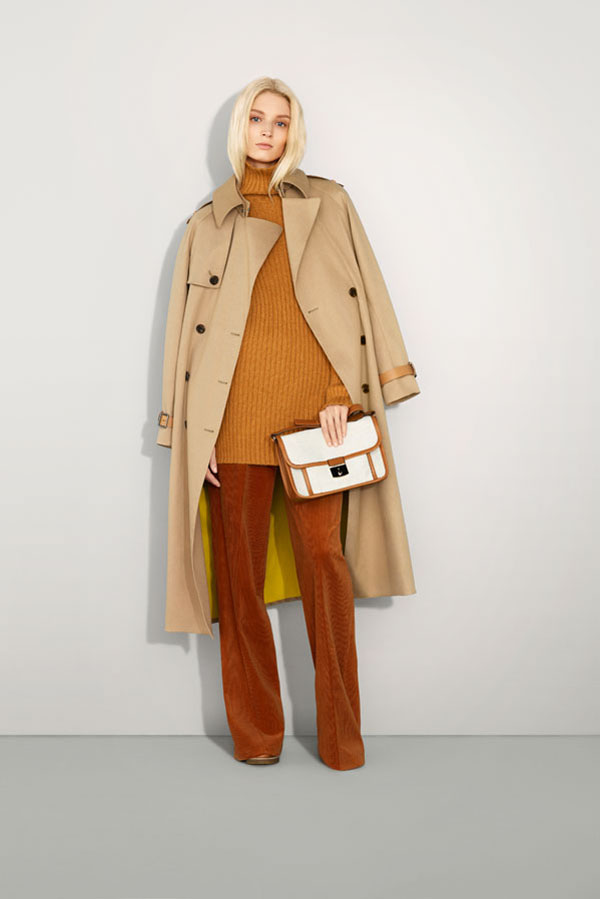 Chloe Fall 2011 Lookbook