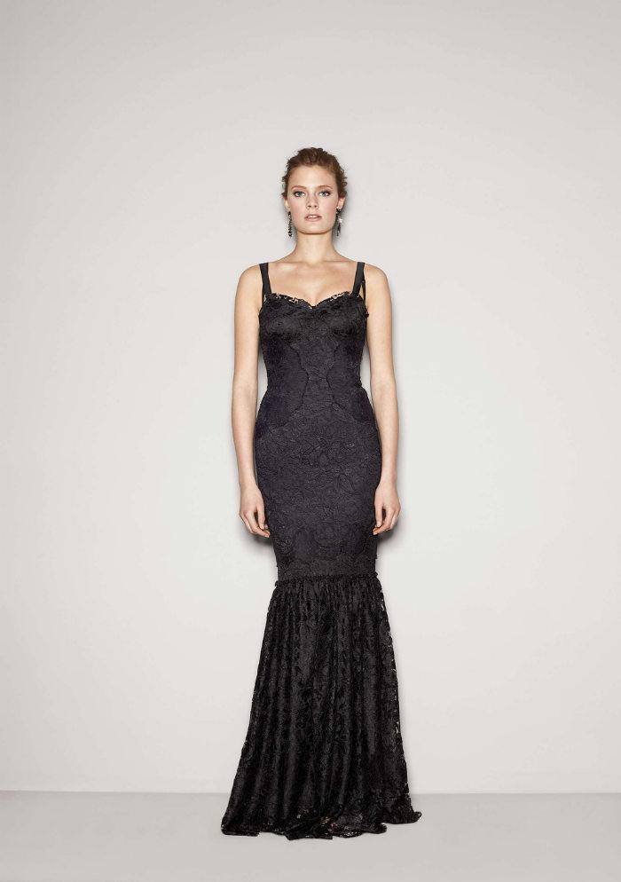 Dolce & Gabbana Fall 2011: Constance Jablonski, Liu Wen, Egle Tvirbutaite, Alejandra Alonso & Svieta Nemkova