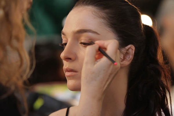 Givenchy Fall 2011 Campaign - Behind the Scenes