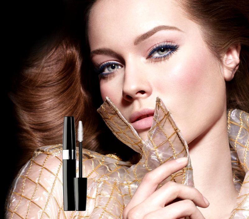 Jac Jagaciak for Chanel Beauty Fall 2011 Campaign by Sølve Sundsbø