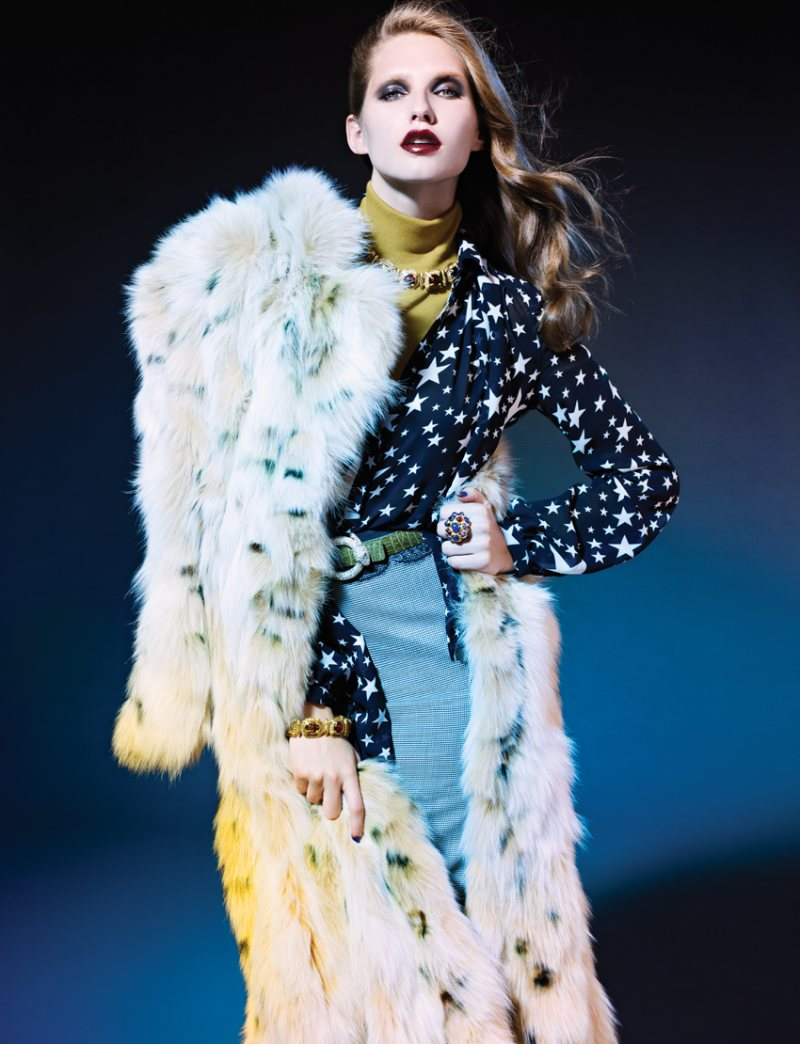 Kelsey van Mook by John Lindquist for Vogue Turkey