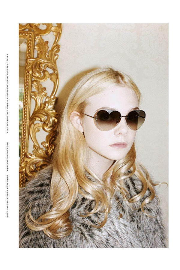Marc by Marc Jacobs Fall 2011 Campaign |  Elle Fanning by Juergen Teller