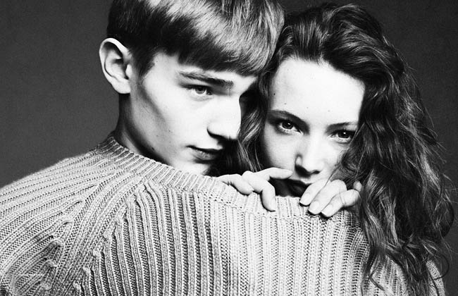 Mona Johannesson by Andreas Öhlund for Stockholm S/S/A/W