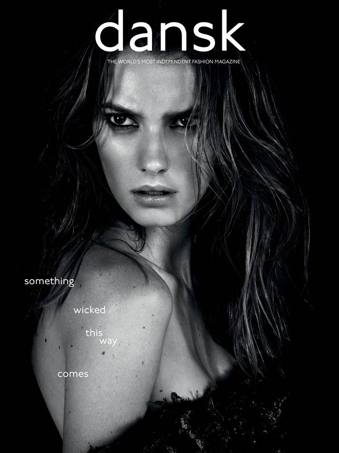 Dansk A/W 2011 Cover | Sigrid Agren by Aitken Jolly