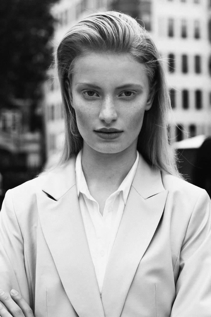 Fresh Face | Stephanie Hall by Amie Milne