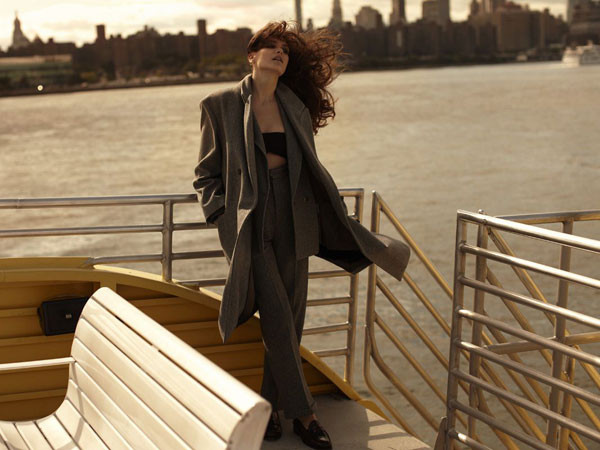 Morning Beauty | Missy Rayder by Laurie Bartley