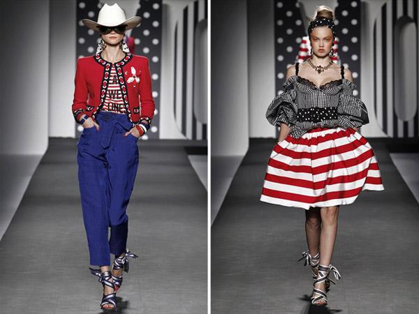 Moschino Spring 2011 | Milan Fashion Week