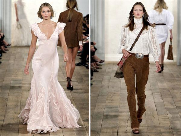 Ralph Lauren Spring 2011    New York Fashion Week