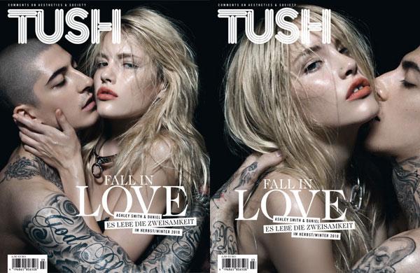 Tush Fall 2010 Cover   Ashley Smith by Armin Morbach