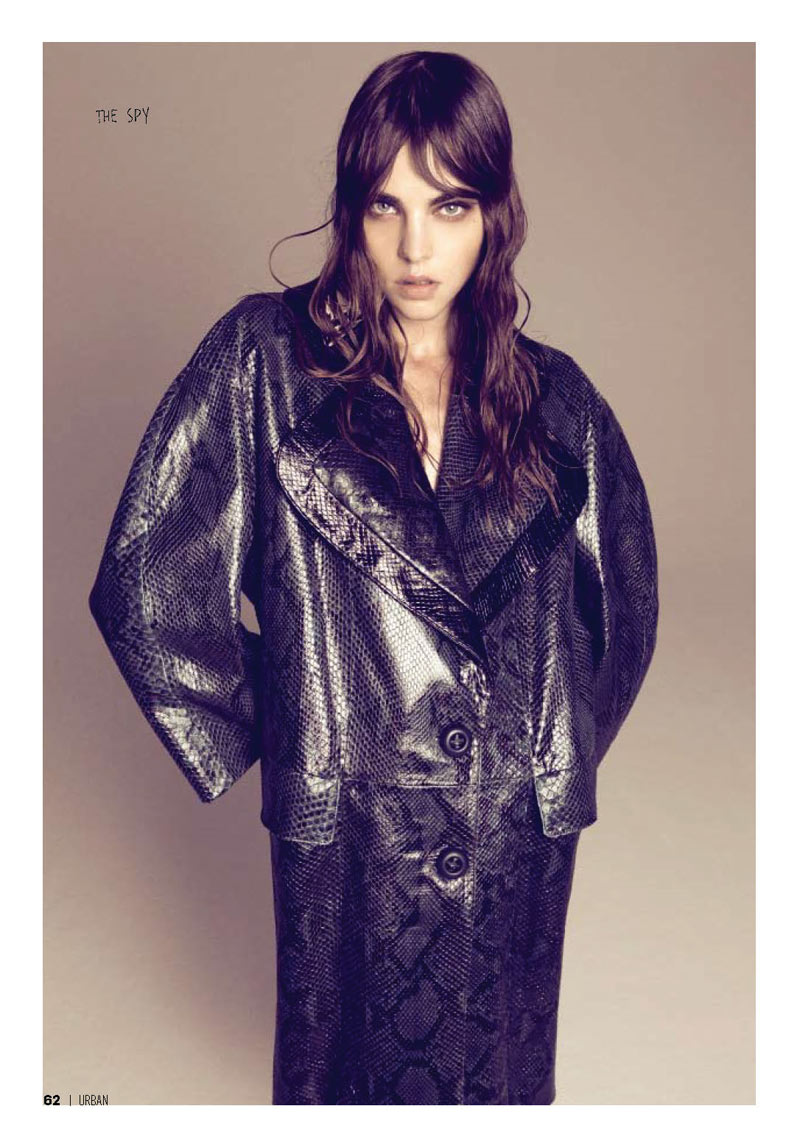 Valeriane Le Moi by Alvaro Beamud Cortes for Urban Magazine #100
