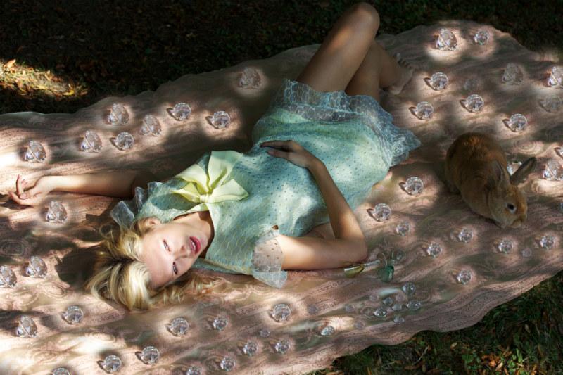 Nadine Wolfbeisser by Olga Rubio Dalmau for C-Heads Magazine #26