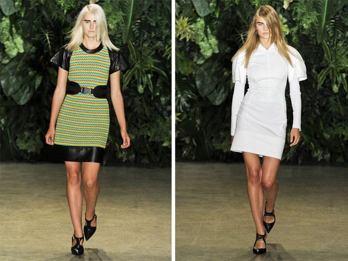 Altuzarra Spring 2012 | New York Fashion Week