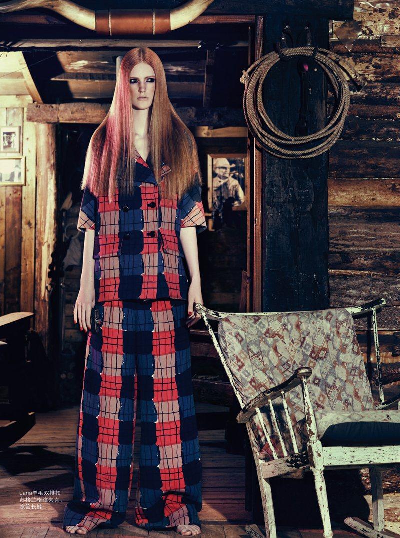 Anniek Kortleve by Stefan Khoo for Nuyou Singapore